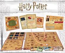 Cudzojazyčné spoločenské hry - Spoločenská hra Harry Potter Borras Educa pre 1-8 hráčov po španielsky od 7 rokov_0
