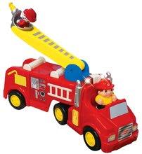 Hračky zvukové - Hasičské auto Activity Kiddieland s figurkou, se zvukem a světlem od 18 měsíců_0