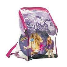 Dětská osuška a míč Hannah Montana Mondo v batohu