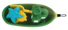 Ladjice in čolni - Ladjica Dohány z lopatko in modelčki (dolžina 33 cm) modra/zelena od 24 mes_0