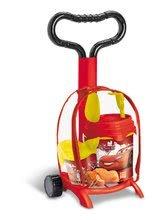 Fúriky do piesku - Vozík s vedro setom Autá Mondo (výška 59 cm) od 18 mes_2