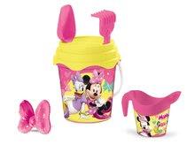 Fúriky do piesku - Fúrik s vedro setom Minnie Mouse Mondo 6 dielov ružovo-zelený od 18 mes_2
