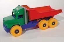 Autobasculantă de jucărie Dohány cu lungime de 80 cm de la 24 luni