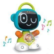Hračky pro miminka - 190100 a smoby robot