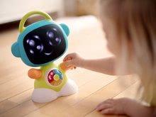 Interaktivne igrače - Interaktivni Robot TIC Smart Smoby s 3 poučnimi igrami (angleško, francosko in nemško)_2