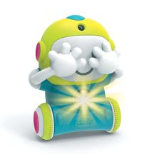 Igrače za dojenčke - Komplet interaktivni robot Robot TIC Smart Smoby s 3 poučnimi igrami in igra skrivalnic 1,2,3 s senzorjem gibanja_3