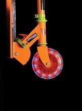 Staré položky - Kolobežka Autá Neon Smoby svietiaca dvojkolesová s nastaviteľnou rúčkou skladacia od 5 rokov_5