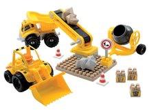 Staré položky - Stavebnice Stavební stroje Maxi Écoiffier 45 dílů od 18 měsíců_0