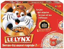Joc de societate pentru familie Le Lynx Educa 300 de imagini în limba franceză de la 5 ani