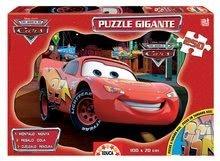 EDUCA 13842 Puzzle Cardboard Giant Cars 250 ks / 100 x 70 cm