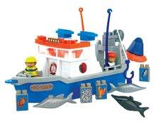 ECOIFFIER 3126 Abrick Rybárska loď 30 ks