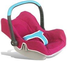 Kočíky pre bábiky sety - Set kočík pre bábiku Maxi Cosi & Quinny 3v1 Smoby (70 cm rúčka), autosedačka Maxi Cosi & Quinny a vanička Baby Nurse_7