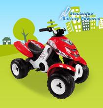 Gyermek négykerekű X Power Smoby elemre 5km/ó piros