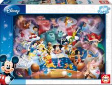 Puzzle Disney Family Mickey Dream Educa 1000 dielov od 12 rokov