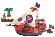 Stavebnice Abrick - Stavebnice Pirátská loď Abrick Écoiffier 30 dílů od 18 měsíců_2
