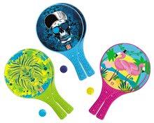 Detský plážový tenis Fantasy Mondo 2*22 cm rakety a loptička MON19426