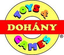 Ťahacie hračky - Somárik na ťahanie Dohány s vozom_0