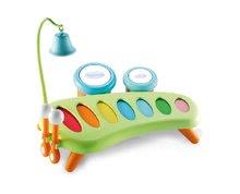 Odrážadlá sety - Set odrážadlo Maestro Confort Smoby s hojdačkou a hudobný xylofón Cotoons od 6 mes_10