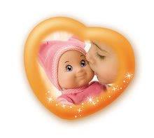 Panenky od 9 měsíců - Panenka se zvukem MiniKiss Smoby 27 cm od 12 měsíců_0
