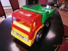 Staré položky - Nákladné auto veľký vyklápač Dohány _0