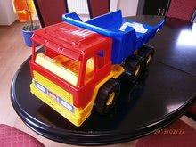Staré položky - Nákladné auto veľký vyklápač Dohány _1