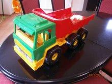 Staré položky - Nákladné auto veľký vyklápač Dohány _2