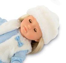 Panenky od 4 let - Panenka Priscille Ma Corolle bleděmodré šaty a modré mrkací oči 36 cm - Speciální edice od 4 let_1