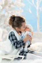 Panenky od 4 let - Panenka Priscille Ma Corolle bleděmodré šaty a modré mrkací oči 36 cm - Speciální edice od 4 let_3