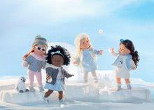 Panenky od 4 let - Panenka Priscille Ma Corolle bleděmodré šaty a modré mrkací oči 36 cm - Speciální edice od 4 let_4