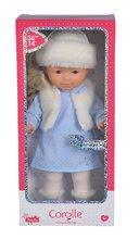 Panenky od 4 let - Panenka Priscille Ma Corolle bleděmodré šaty a modré mrkací oči 36 cm - Speciální edice od 4 let_6