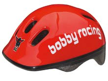 Dětská přilba Bobby BIG velikost 48-54 cm červená