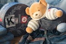 Plyšové medvede - Plyšový medvedík Blue Denim-Happy Chubby Bear Kaloo 25 cm v darčekovom balení pre najmenších_1