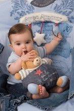 Plyšové medvede - Plyšový medvedík Blue Denim-Happy Chubby Bear Kaloo 25 cm v darčekovom balení pre najmenších_4