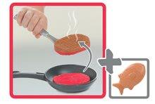 Kuchynky pre deti sety - Set kuchynka Tefal French Touch Bublinky&Voda Smoby s magickým bublaním, hamburger set a košík s potravinami_13