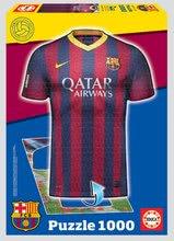 Puzzle FC Barcelona Educa 1000 dielov od 12 rokov
