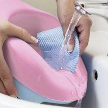 Nočníky a redukcie na toaletu - Vložka do detského nočníka Potette Plus gumená ružová _0