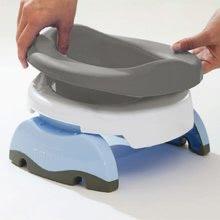 Nočníky a redukcie na toaletu - Vložka do detského nočníka Potette Plus 2in1 gumená zelená _4