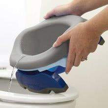 Nočníky a redukcie na toaletu - Vložka do detského nočníka Potette Plus 2in1 gumená zelená _5