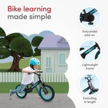 Otroška kolesa 12 - Kolo Xtend Mg+Bike Red smarTrike razširitveni okvir iz magnezija in 2 zavorna diska od 3-7 leta_11