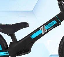 Otroška kolesa 12 - Kolo Xtend Mg+Bike Red smarTrike razširitveni okvir iz magnezija in 2 zavorna diska od 3-7 leta_15