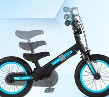 Otroška kolesa 12 - Kolo Xtend Mg+Bike Red smarTrike razširitveni okvir iz magnezija in 2 zavorna diska od 3-7 leta_17
