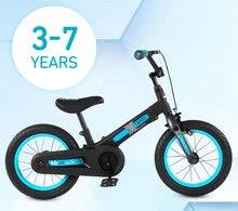 Otroška kolesa 12 - Kolo Xtend Mg+Bike Red smarTrike razširitveni okvir iz magnezija in 2 zavorna diska od 3-7 leta_19