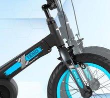 Otroška kolesa 12 - Kolo Xtend Mg+Bike Red smarTrike razširitveni okvir iz magnezija in 2 zavorna diska od 3-7 leta_20