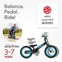 Otroška kolesa 12 - Kolo Xtend Mg+Bike Red smarTrike razširitveni okvir iz magnezija in 2 zavorna diska od 3-7 leta_21