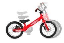 Otroška kolesa 12 - Kolo Xtend Mg+Bike Red smarTrike razširitveni okvir iz magnezija in 2 zavorna diska od 3-7 leta_1