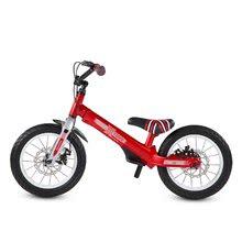 Otroška kolesa 12 - Kolo Xtend Mg+Bike Red smarTrike razširitveni okvir iz magnezija in 2 zavorna diska od 3-7 leta_2