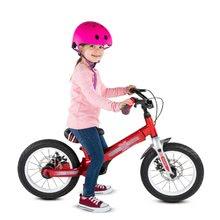 Otroška kolesa 12 - Kolo Xtend Mg+Bike Red smarTrike razširitveni okvir iz magnezija in 2 zavorna diska od 3-7 leta_5