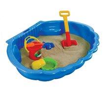 Pískoviště pro děti  - 2075 c dohany pieskovisko