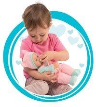 Domčeky pre bábiky sety - Set opatrovateľské centrum pre bábiku Baby Nurse Smoby a bábika so zvukom MiniKiss 27 cm_7