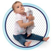 Bábiky od 9 mesiacov - Bábika v kostýme zvieratká Animal Doll Minikiss Smoby 27 cm so zvukom 3 druhy Líška Zajac Srnček od 12 mes_6